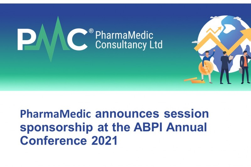 PharmaMedic announces session sponsorship at the ABPI Annual Conference 2021